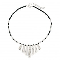 Silver Desert Necklace
